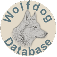 Wolfdog-database